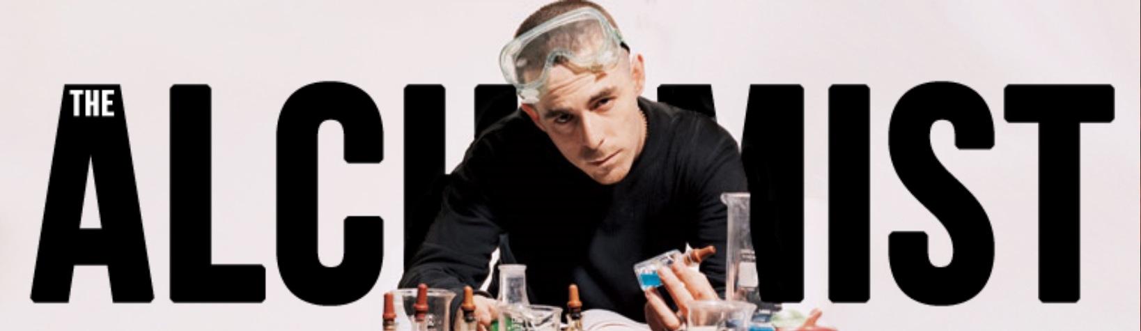 DJ Alchemist booking, book DJ Alchemist for live shows, events, club
